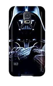 DuJarbu4269nNMtb Roderick T Pruitt Star Wars The Force Unleashed 1 Durable Galaxy S5 Tpu Flexible Soft Case