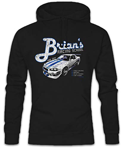 Paul Capuche S Sweat Drifting – Hoodie shirt À Skyline Nissan 5xl Street Brian`s Sweats Walker 2013 Tailles School Pullover Racing nW0qwZUvY