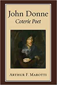 john donne as an innovative poet John donne is unanimously acknowledged as a true metaphysical poet because he made an unlike conceptual thought against the elizabethan poetry, showed an analytical pattern of love and affection and displayed an essence of dissonance in words and expressions.