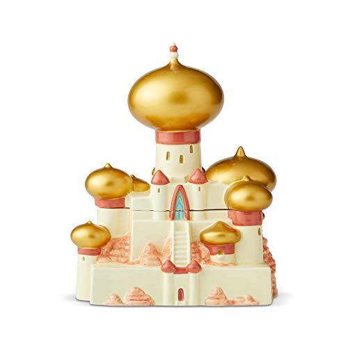 Enesco 6002270 Disney Ceramics Aladdin Sultan's Palace Cookie Jar 10.875