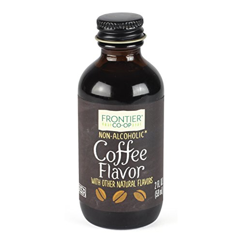 Frontier Co-op Coffee Flavor, Non-Alcoholic, 2 ounce bottle