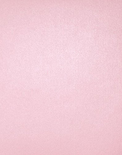 8 1/2 x 11 Cardstock - Rose Quartz Metallic (50 Qty.) | Perfect for Scrapbook Paper, Layer Cards, Invitations, Crafts, various Artistic purposes and so much more! | 105lb Paper | 81211-C-75-50