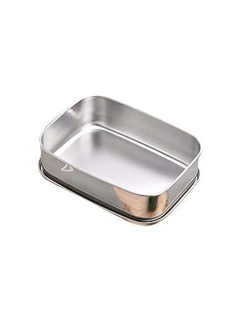 Faltbare Lunchbox Brotzeitdose Vesperbox Brotzeitbox Vesper Dose Essen Behälter