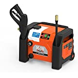 Yard Force 1600 PSI 1.2 GPM All-in-1 Electric Power Pressure Washer with