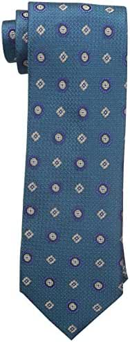Haggar Men's Medallion Tie