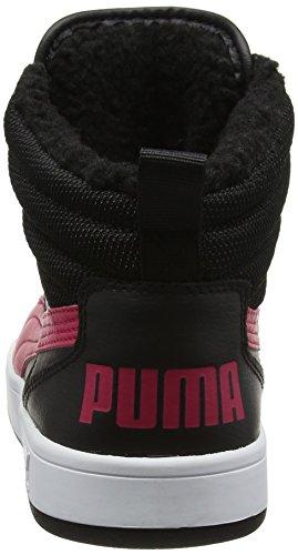 Nero Ginnastica Unisex black Scarpe V2 Fur Bambini Rebound Da Potion Basse – Street Jr Puma love SqHwFx