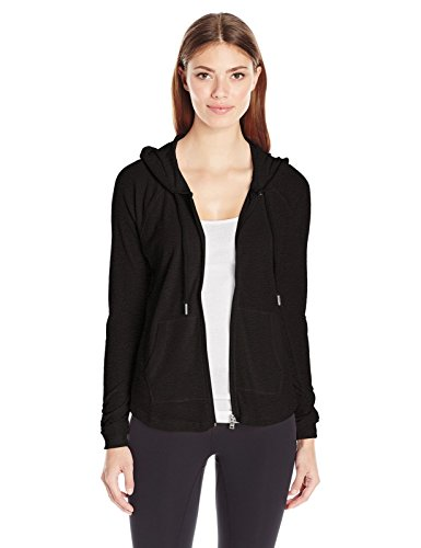 Calvin Klein Women's Performance Ruched Long Sleeve