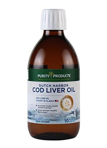 Cod Liver Oil - Dutch Harbor - Liquid 60 - Liver Peoples