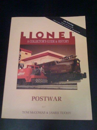 - Lionel Collector's Guide and History: Postwar: 2