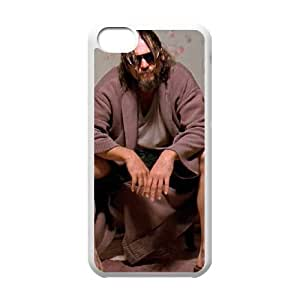 The Big Lebowski iPhone 5c Cell Phone Case White WS0240835