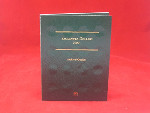 Littleton Sacagawea Dollars 2000-Date Coin Folder LCF37