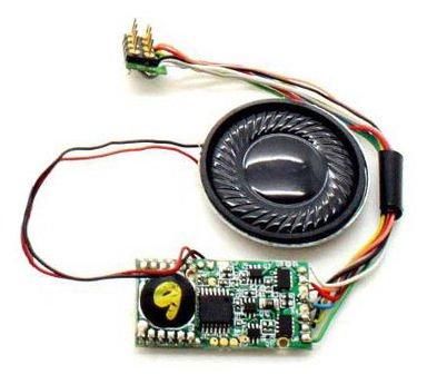 Hornby R8106 A1 and A3 Class TTS Sound Decoder ()