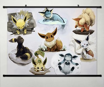 Home-Decor-Anime-Pocket-Monster-Pokmon-Poster-wall-Scroll-236-X-177-Inches-010