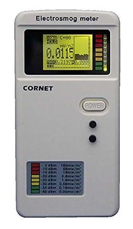 Cornet ED78S EMF RF Meter ElectroMagnetic Detector (2016)