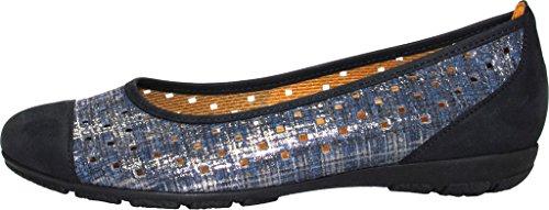 Gabor Kvinners 44.169 Jeans / Natt Blå