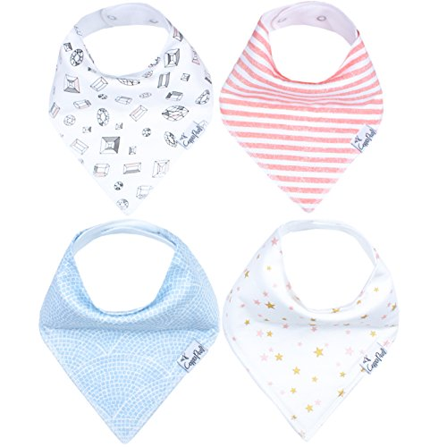 Accessories Boys' Baby Clothing Baby Bids Fashion Designer Bandana Stylish Cotton Blenddribble Catcher For Infants Baby Girls For 3 Months To 3 Years To Be Distributed All Over The World