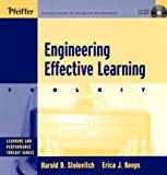 img - for Engineering Effective Learning Toolkit by Harold D. Stolovitch (2003-08-05) book / textbook / text book