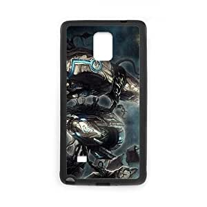 Samsung Galaxy Note 4 Black phone case Skarner league of legends LOL2067650