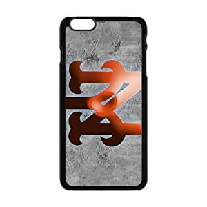 Diyphonestore new york mets logo Phone case for iPhone 6 plus