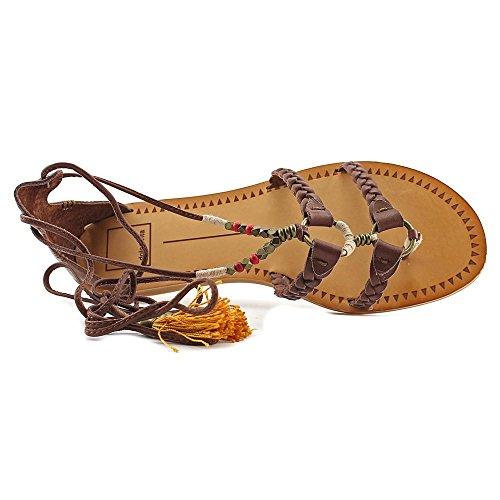 Dolce Vita Kvinnor Jinny Brunt Läder