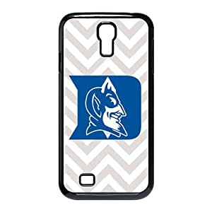 NCAA Duke Blue Devils Logo for Samsung Galaxy S4 I9500 Durable Plastic Case-Creative New Life