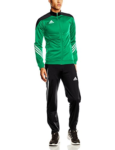 Adidas Men's Sereno Tracksuit (M, Bold (Bold Suits)