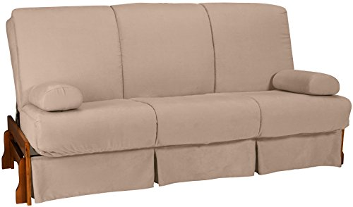 Epic Furnishings Queen Size Microfiber Upholstery Features