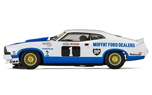 Scalextric C3741 Ford Xc Falcon Moffat Dealers 1978 Bathurst 1000 Slot Car (1: 32 Scale) (Ford Falcon Set)