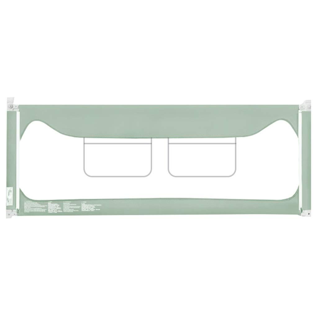 ウイスキー専門店 蔵人クロード ポータブルベッドガード Length 家、ホテル、旅行、シングル/ダブル/クイーンベッドのための子供のベビーベッドの監視柵のために折り畳み式の女の子の男の子のための灰色の緑色のベッドの柵 さいず (色 Length : 緑, サイズ さいず : Length 220cm) Length 220cm 緑 B07QSQFTYX, BIG-RIVER:fe7497ed --- a-school-a-park.ca