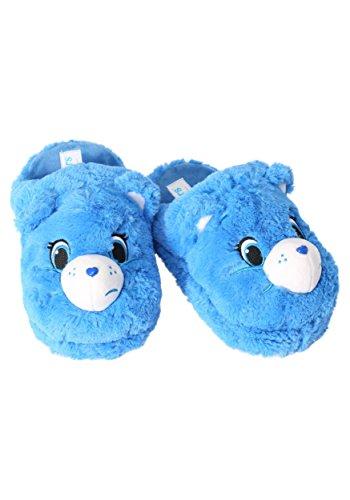Care Bears Grumpy Bear Adult Slippers Large/X-Large -