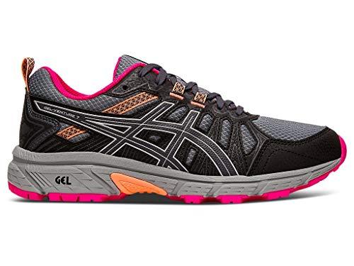 ASICS Women's Gel-Venture 7 (D) Shoes, 11W, Carrier Grey/Silver