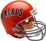 Cincinnati Bengals 1968-79 Throwback Riddell Deluxe Replica Helmet