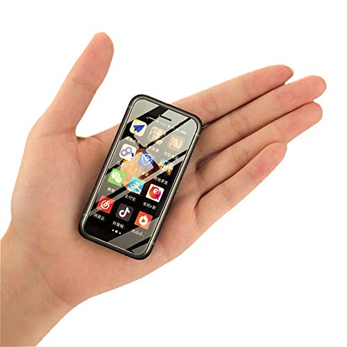 Mini Smartphone iLight X, World's Smallest XS Android Mobile Phone 4G LTE, Super Small Tiny Micro HD 3