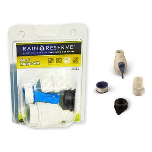 (Rain Reserve 2012314 Rain Barrel Spigot Pack)