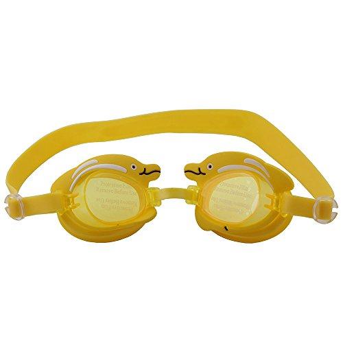 fini OGOBVCK miroir lunettes lunettes enfants fish petit aux protection lens Jaune avec uv qqAUTwOx
