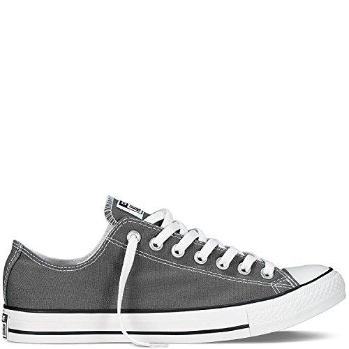 Converse Chuck Taylor All Star Slip Sneaker Gray 1X228, Size 4 Mens, 6 Womens