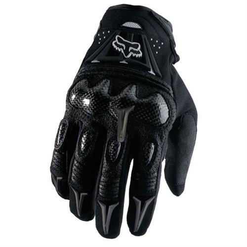 Fox Head Men's Bomber Glove, Black, - Fashion Of Outlets Niagara