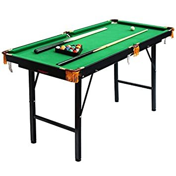 Iris Folding Miniature Billiards Pool Table W Cues And Online At Low S In India