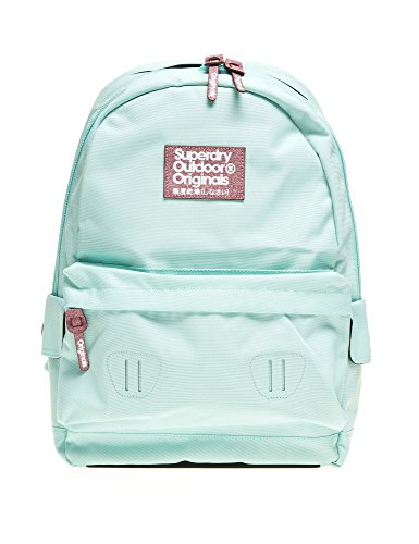 Superdry Women's Cinda Montana Women's Green Backpack Green by Superdry