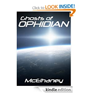 Ghosts of Ophidian Scott McElhaney