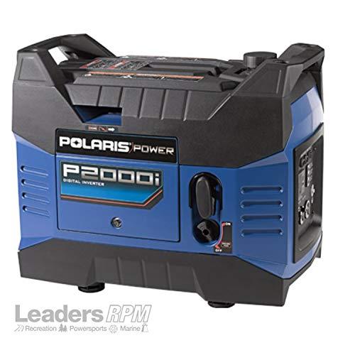 Polaris P13GDGBNA Power P2000i Portable Gas Powered Digital Inverter Generator, 2000-watt