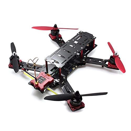 SAUJNN Emax Nighthawk Pro 280 FPV Mini RC Quadcopter Drone Frame with 700TVL Camera RTF