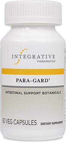 Integrative Therapeutics - Para-Gard - Intestinal Support Botanicals - 60 Capsules