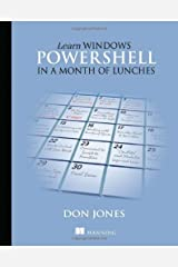 Learn Windows PowerShell in a Month of Lunches Paperback