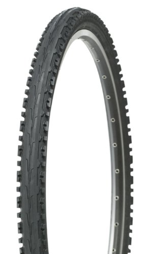 [Kenda K847 Kross + Wire Bead Bicycle Tire, Blackwall, 26-Inch x 1.95-Inch] (1.95