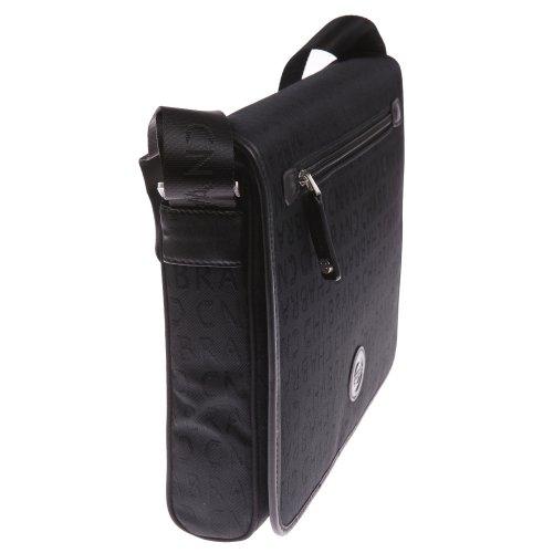 en noir et cha25612 cuir Besace nylon Chabrand ref 7qT51cx