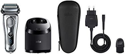 Braun Series 9 9095cc color plata-Afeitadora eléctrica de láminas: Amazon.es: Salud y cuidado personal