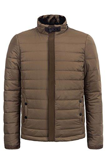 ZSHOW Men's Warm Outwear Puffer Cotton Jacket Men