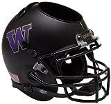 NCAA Washington Huskies Matte BK Helmet Desk Caddy, One Size