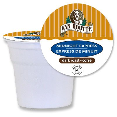 Van HoutteCoffee, K-Cup Portion Pack for Keurig K-Cup Brewers 24-Count